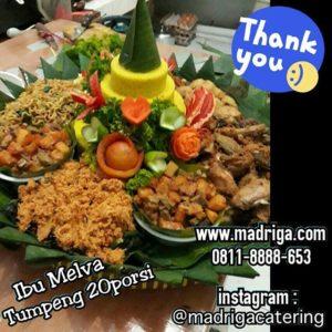 Jual Nasi Tumpeng Di Ciracas Jakarta Timur