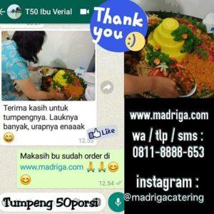 Jual Nasi Tumpeng Di Kramat Jati Jakarta Timur