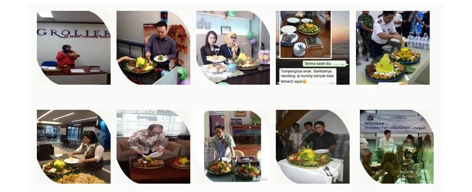 Nasi Tumpeng Jakarta | Catering Prasmanan