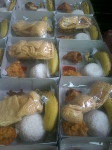 paket nasi box jakarta, catering nasi box jakarta, nasi kuning kotak