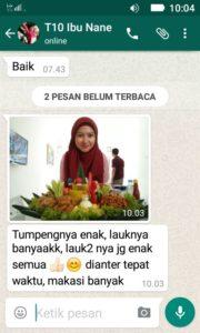 Pesan Nasi Tumpeng Di Cibubur Jakarta Timur