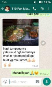 Nasi Tumpeng Enak Di Jakarta Timur