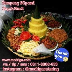 Jual Nasi Tumpeng Di Kayu Putih Jakarta Timur