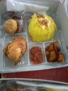 Pesan Nasi Box di Jakarta Timur