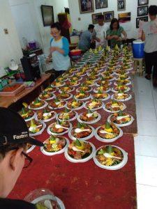 Keuntungan Pesan Nasi Tumpeng Mini Online