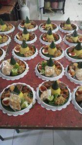 Jual Nasi Tumpeng Mini di Jakarta